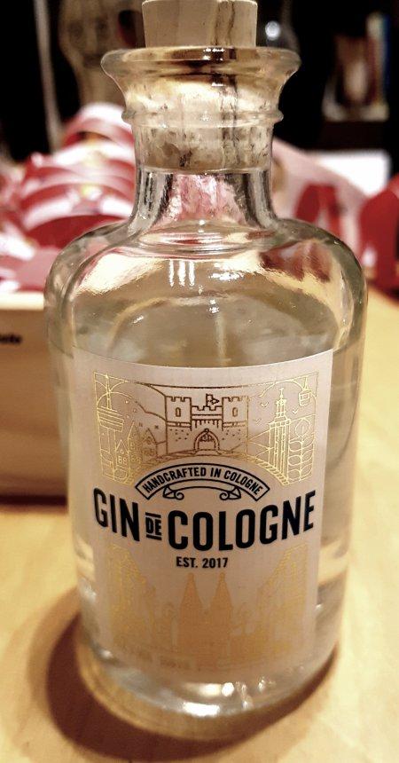 Gin statt Kölsch 3: Gin de Colognes Parfum fürsTonic